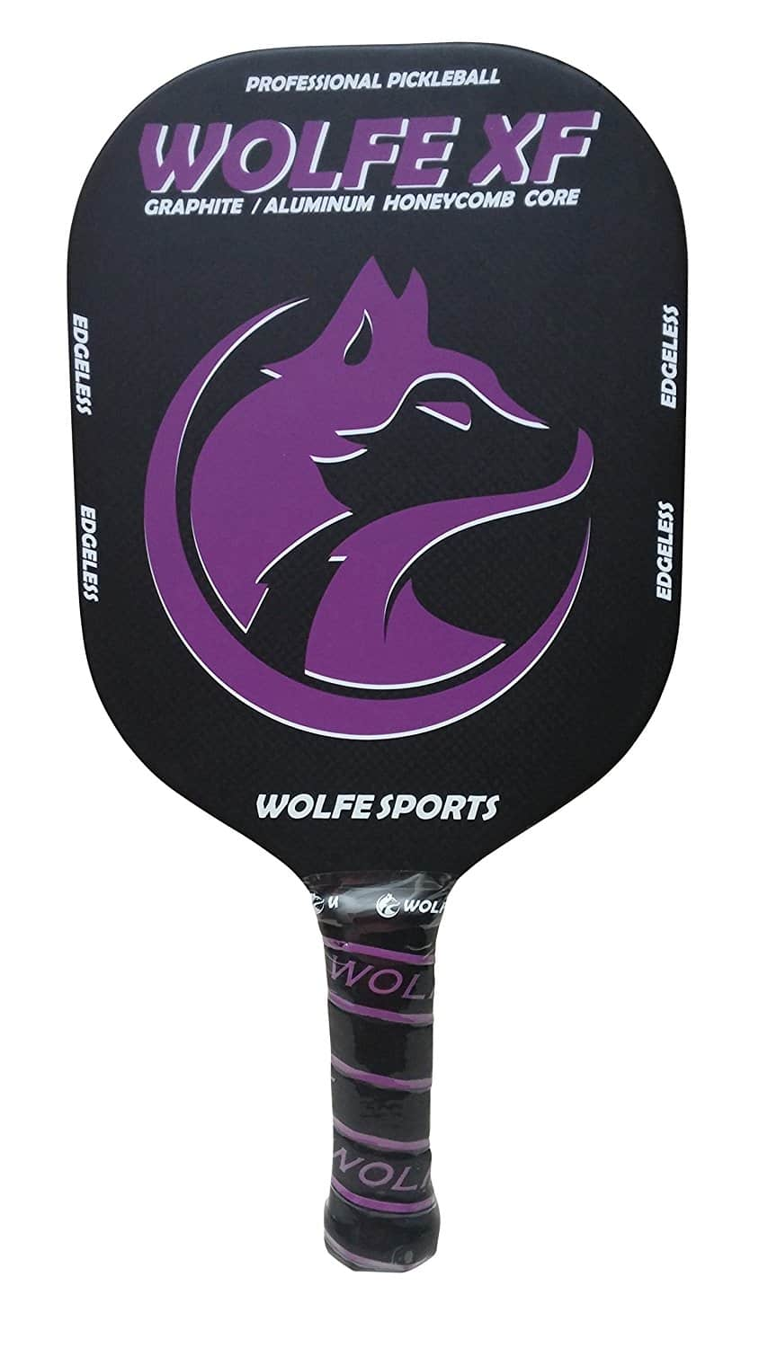 Wolfe XF 3K Edgeless Pickleball Paddle