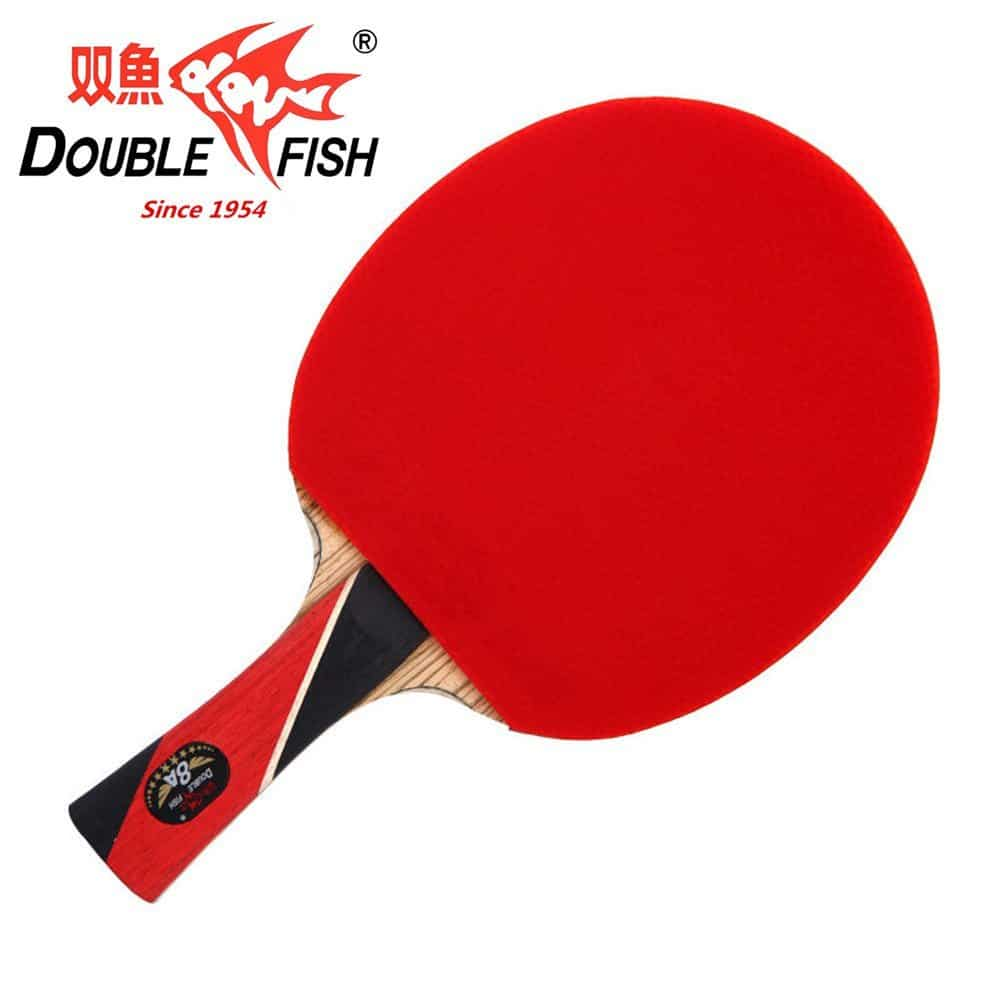 Double Fish Ping Pong Paddle