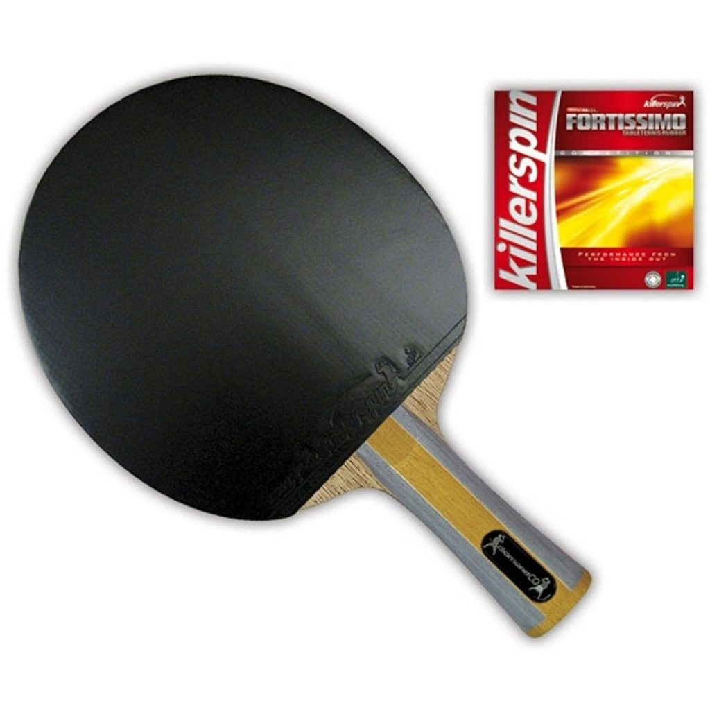 Killerspin RTG Diamond CQ Premium Table Tennis Racket