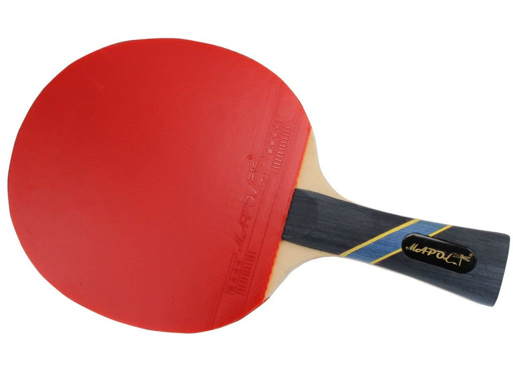 MAPOL 4 Star Professional Top Ping Pong Paddle