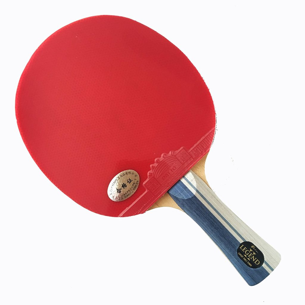 Palio Legend 2 Table Tennis Racquet