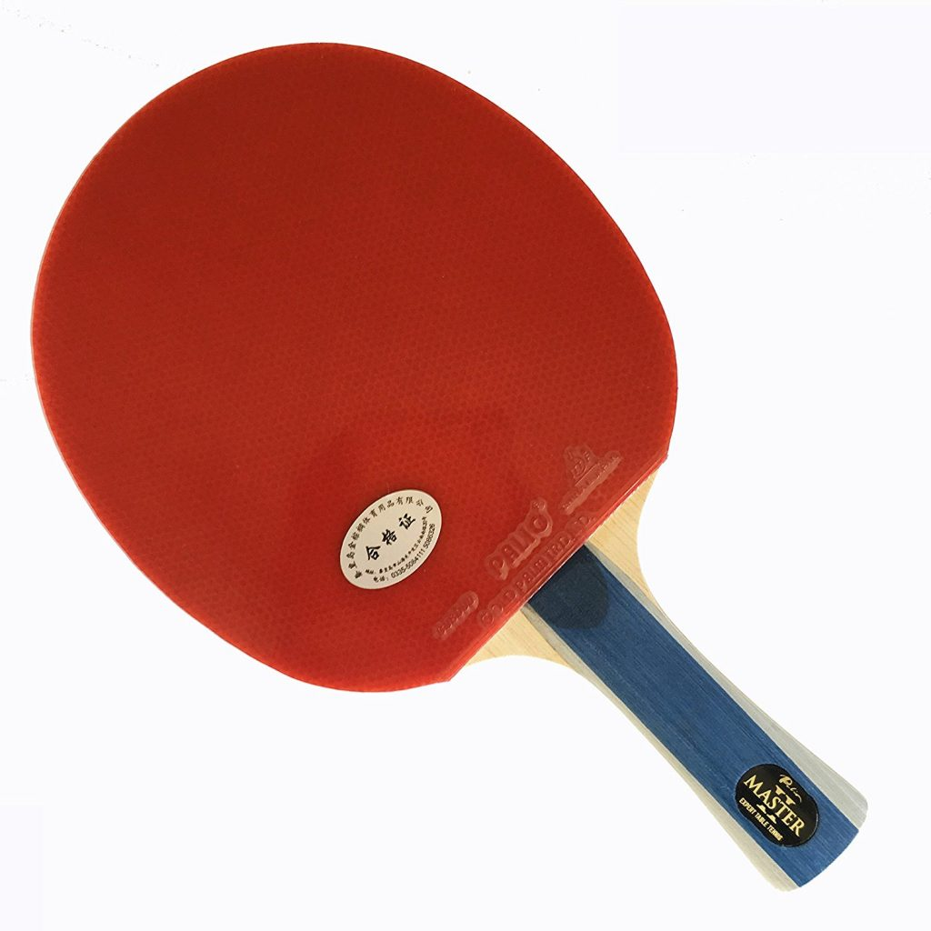 Palio Master 2 Table Tennis Racquet