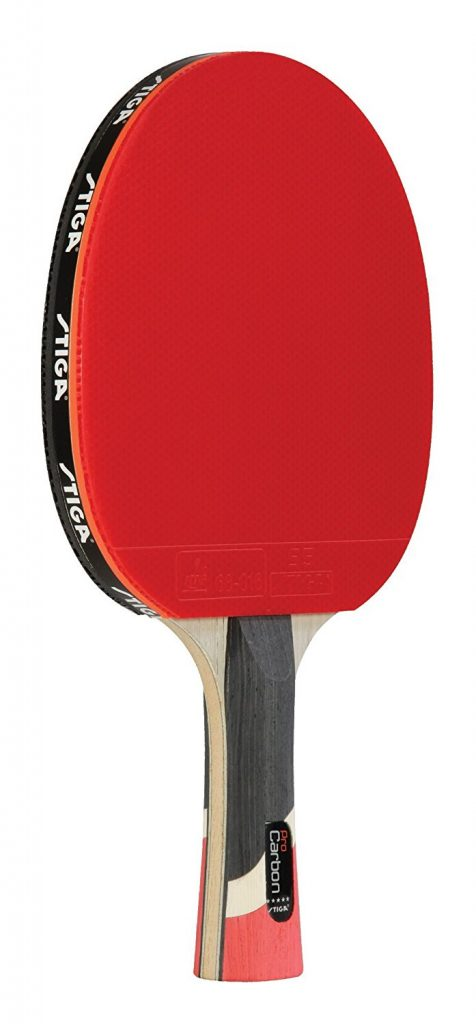 STIGA Pro Carbon Table Tennis Racquet
