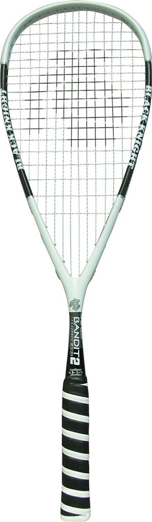 Black Knight Bandit 3 - One of the Best Squash Racquets