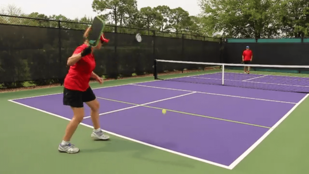How to Practice Pickleball