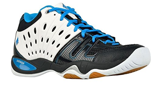 Ektelon Men's T22 Mid Synthetic Racquetball Shoes