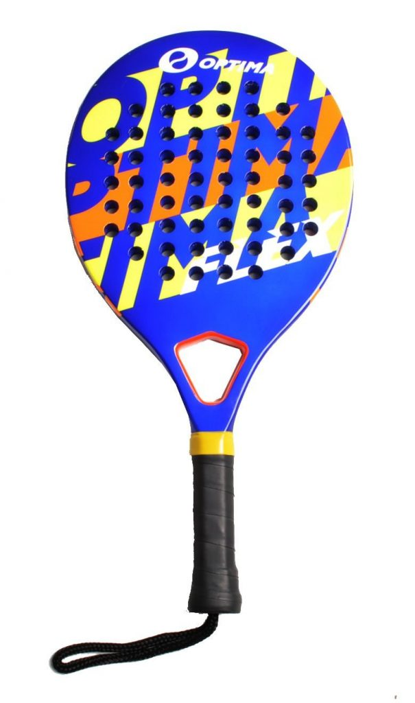 Optima FLEX Carbon Beach Tennis Racket