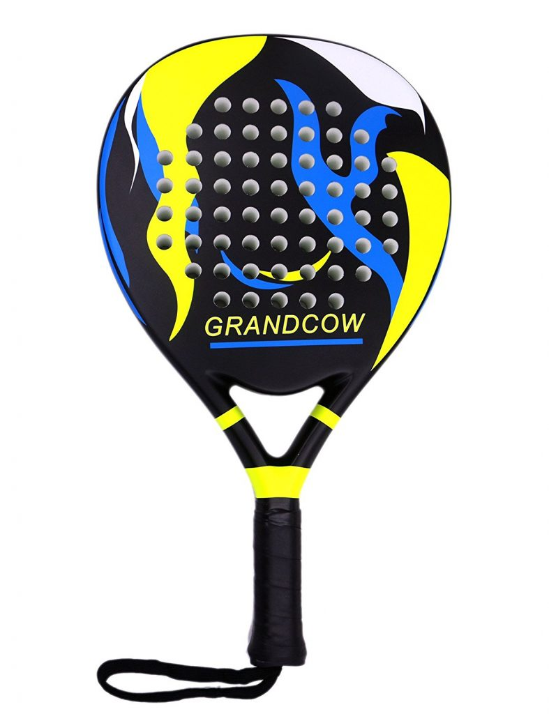 GRANDCOW Pro Power Lite best padel racket