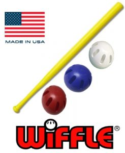 Wiffle Ball Colorful U.S.A Set