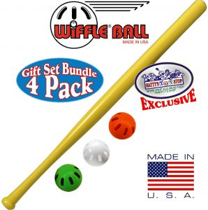 Wiffle Ball Matty's Toy Stop Set Bundle