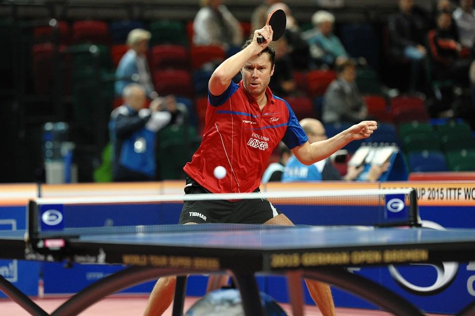 Avoid Common Table Tennis Injuries