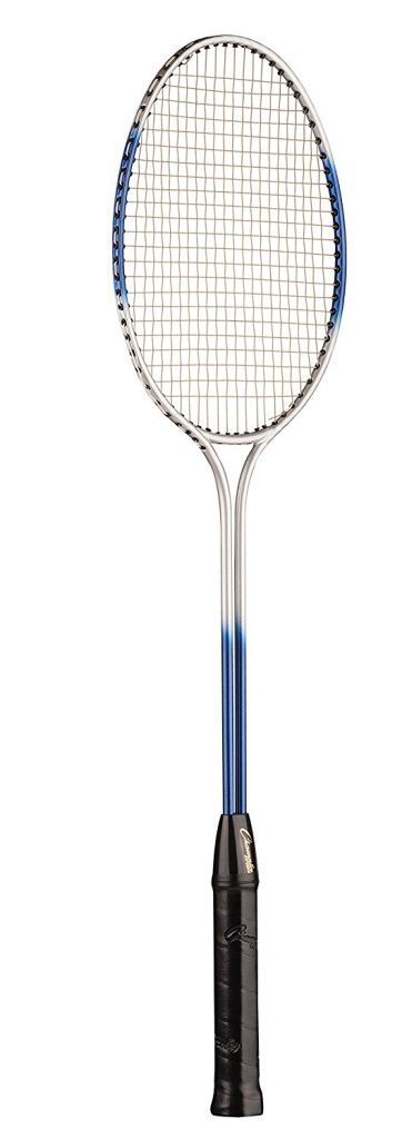 Champion Sports Double Frame Badminton Racket for Intermediates