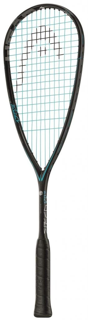 HEAD Graphene Touch Speed Squash Racquet