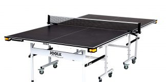 JOOLA Rally TL Professional Grade Table Tennis Table