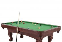 "Triumph 89"" Santa Fe Pool Table"