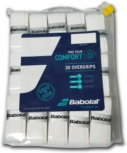 Babolat Pro Tour White Tennis Overgrip