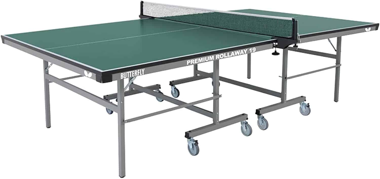 Butterfly Premium 19 Rollaway Table Tennis Table