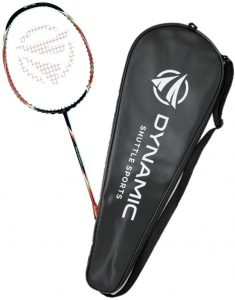 Dynamic Shuttle Sports Titan G Force 7 Racket
