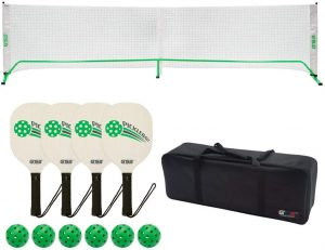 GSE Professional Portable Pickleball Complete Set