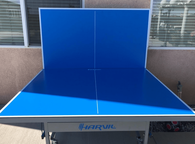 Harvil Outsider Ping Pong Table
