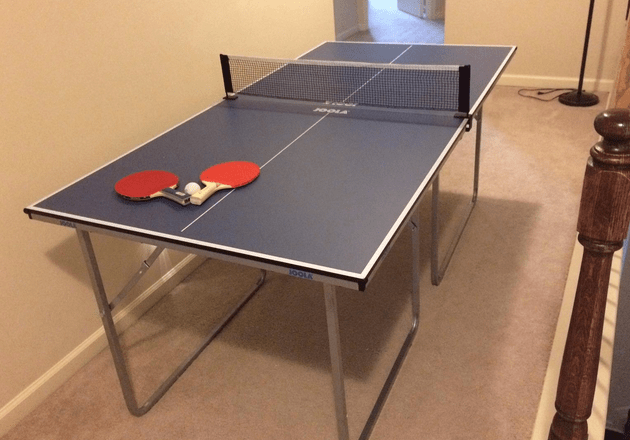 JOOLA Midsize Ping Pong Table