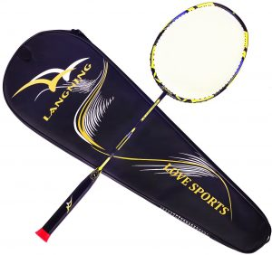 Langning Light Badminton Racket