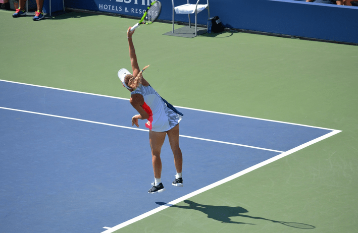 Tennis Serving Rules