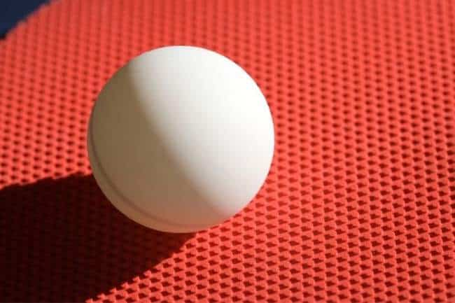 table tennis racket for beginners Pimples-Out Rubber